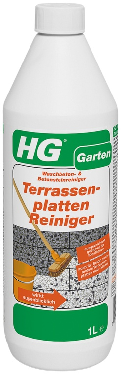 raiffeisenmarkt hg terrassenplatten reiniger 1 ltr. Black Bedroom Furniture Sets. Home Design Ideas
